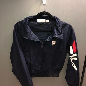 Fila zip up jacket